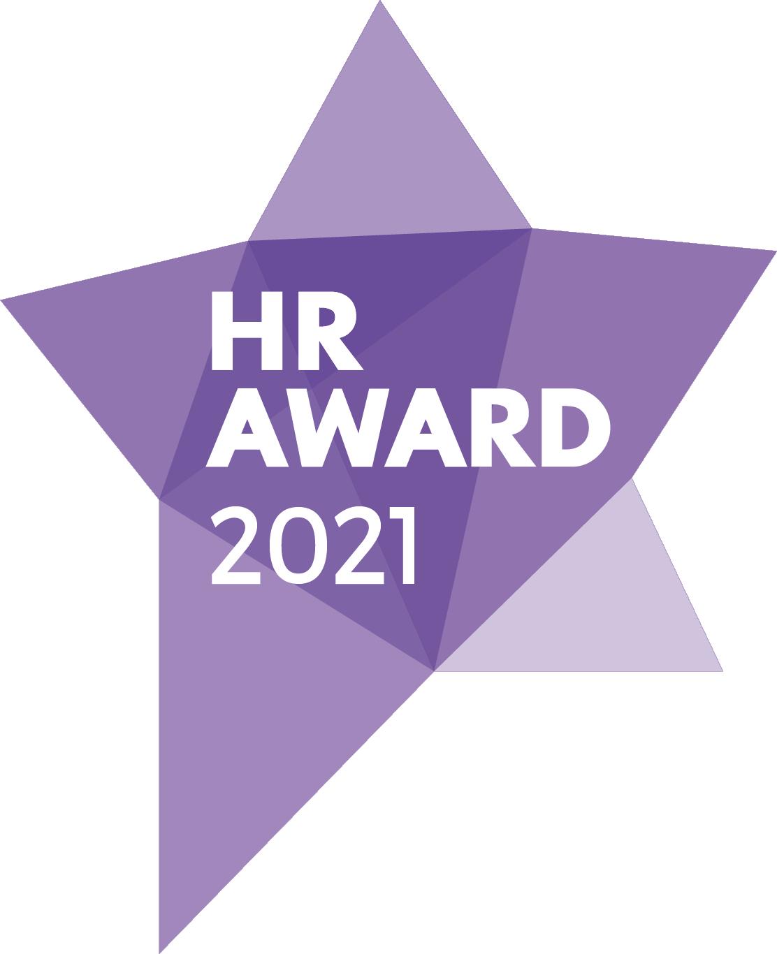 HR Award Newcomer des Jahres
