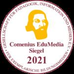 Comenius EduMedia Siegel 2021